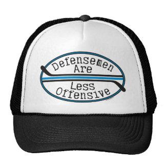 Defensemen Less Offensive Cap