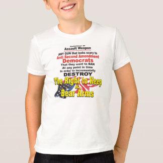 Definition of Assault Weapon Kid's T Shirt