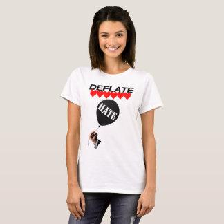 Deflate hate T-Shirt