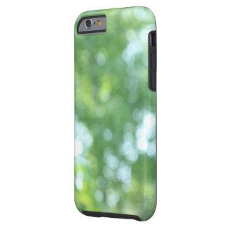 Defocused nature tough iPhone 6 case