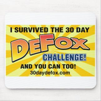DeFox  Mousepad