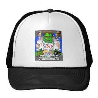 Defund Obama Care Mesh Hats