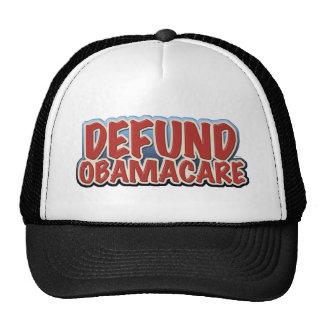 Defund Obamacare Cap