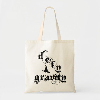 Defy Gravity Tote Bag