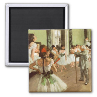 Degas Art Cards, Mugs, Totes and Gifts Square Magnet