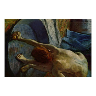 Degas Art Poster