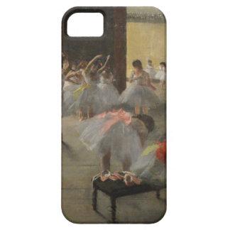 Degas Ballerina, Dance Class iPhone Case iPhone 5 Cases