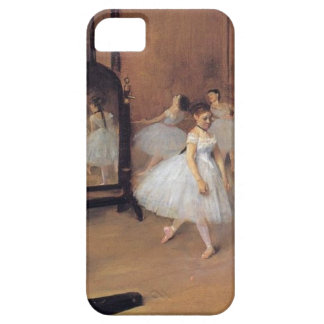 Degas Ballerina, Dance Class iPhone Case