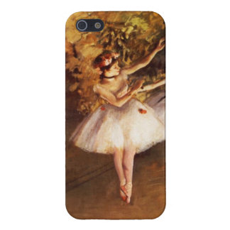 Degas Ballerina iPhone 5/5S Cases