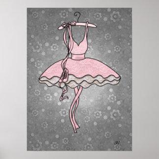 Degas' Ballerina Print