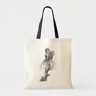 Degas Ballerina tote bag