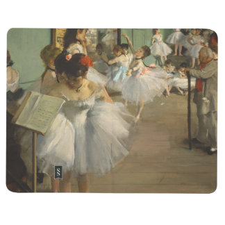 Degas Dance Class Ballet Dancers Journals