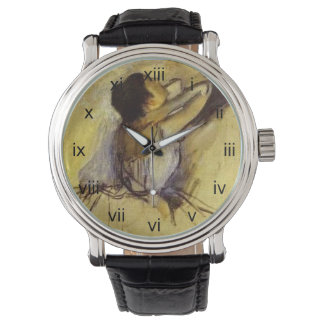 Degas Dancer in Yellow Watch