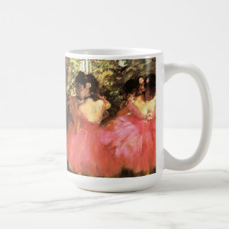Degas Dancers in Pink Mug
