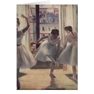 Degas/Graham Card