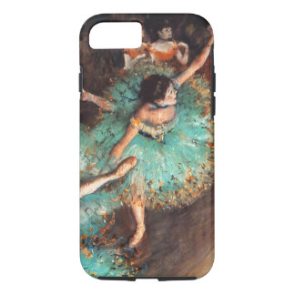 Degas Green Dancer iPhone 8/7 Case