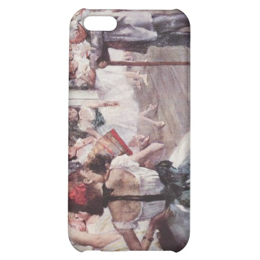 Degas - The Dance Class Art Case For iPhone 5C