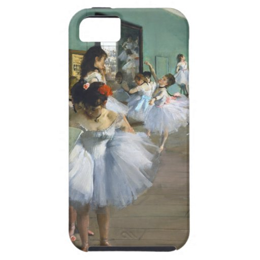 Degas The Dance Class iPhone 5 Case