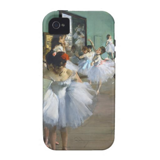 Degas The Dance Class Case For The iPhone 4