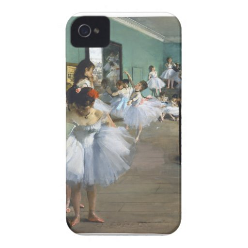 Degas The Dance Class Blackberry Bold Cover