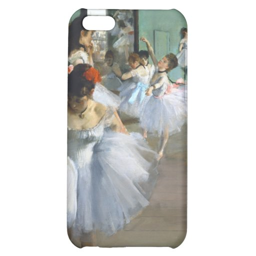 Degas The Dance Class iPhone 5C Cases