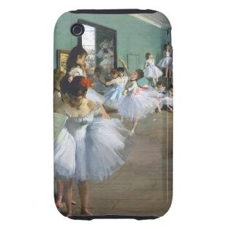 Degas The Dance Class Tough iPhone 3 Case