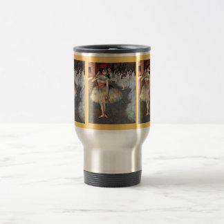 Degas - The Star, 1881 artwork Stainless Steel Travel Mug