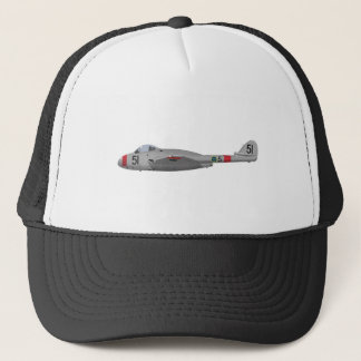 DeHavilland DH-100 Vampire Trucker Hat