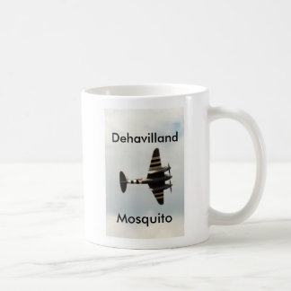 Dehavilland Mosquito Coffee Mug