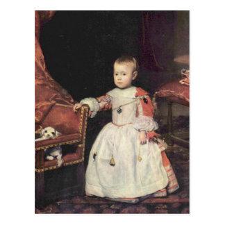 Deigo Velazquez Painting Post Cards