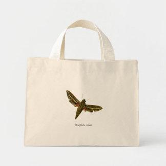 Deilephila celerio tote bags