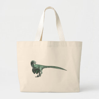 Deinonychus3 Large Tote Bag