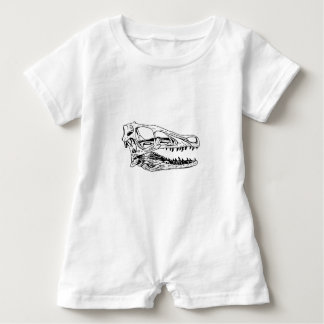 Deinonychus Baby Bodysuit