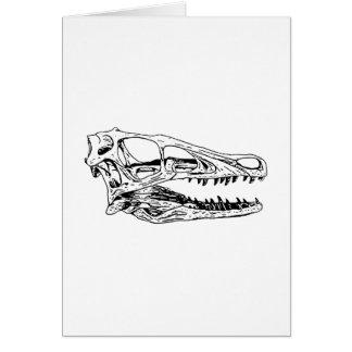 Deinonychus Card