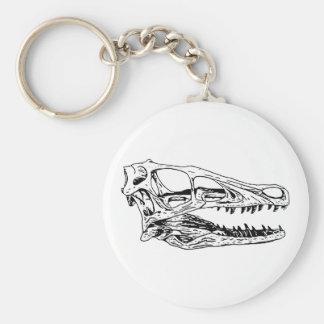 Deinonychus Key Ring