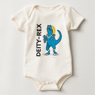 Deity Rex Baby Bodysuit