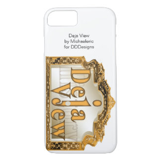 Deja View Apple iPhone 8/7 Barely There Phone Case