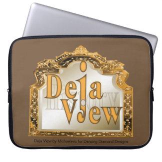 Deja View Laptop Case