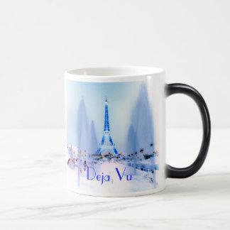"""Deja Vu"" Morphing Mug! Magic Mug"