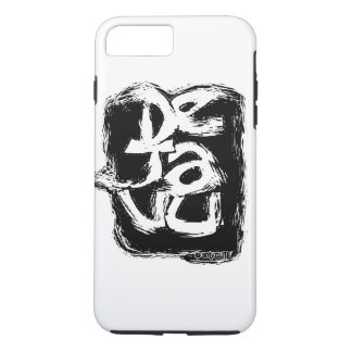 dejavu text based sweet graphic design iPhone 8 plus/7 plus case