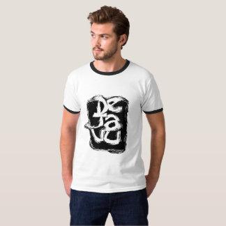 dejavu text based sweet graphic design T-Shirt