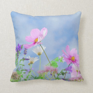 Dekokissen flowers cushion