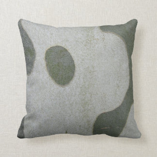 Dekokissen grey-green sample throw pillow