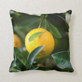 Dekokissen Lemon Life Cushion