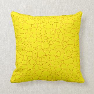 Dekokissen of circles cushion