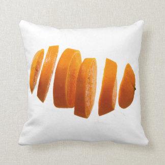 Dekokissen orange Slice Cushion