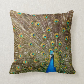 Dekokissen peacock cushion