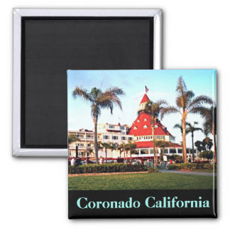 Del Coronado Hotel, Photo Magnet