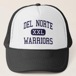Del Norte - Warriors - High - Crescent City Trucker Hat