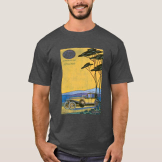 Delage ~ Vintage Automobile Advertisement T-Shirt